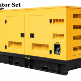 Various specifications of diesel generator