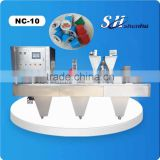 espresso coffee filling sealing machine coffee capsule filling machine                                                                         Quality Choice