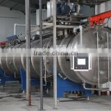 Vacuum Liquid Continuous Dryer For Caustic soda