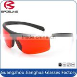 cheap industrial laser safety glasses for green laser blue laser pointers(532nm/405nm-450nm)