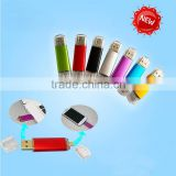 new promotion products smart phone usb flash drive support smart phone computer table PC 16gb