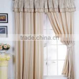 2016 NEW DESIGN EUROPEAN POLYESTER CURTAIN ELEGANT WINDOW CURTAIN                                                                         Quality Choice