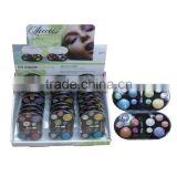 10 Colours fashionable make up eye shadow /Pro Brilliant Color 10 colour Diamond eye shadow make up kit                                                                         Quality Choice