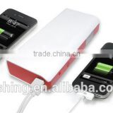 New innovative A3 plus portable back up power bank and car jump starter with Intelligent LCD