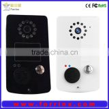 FORRINX Wifi doorbell camera wireless Video Doorbell system Wireless unlock iOS Android APP,wifi door viewer