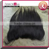 2014 Qingdao whosale factory price top quality brazilian hair silk base closures lace frontal                                                                         Quality Choice
