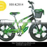 HH-K2014 fashion children bicycle for wholdsale with tool box factory price