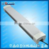 high brightness 180lm/w 1.2m led tri-proof light led daytime running light high power led lamp