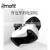 Four colors and light new VR box virtual reality VR Shinecon 3.0 shenzhen vr which is new type VR shinecon