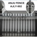 Hot sale Safety fence aluminum balcony railing AJLY-902