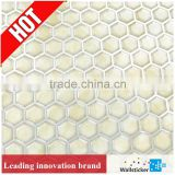 Removable self- adhesive bathroom mosaic tile sticker for wall decoration
