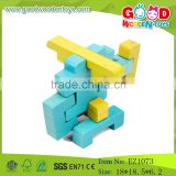 Hot Sale Educational Wooden Blocks Toys For Kids wooden Creative Blocks