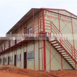 Easy To Install Prefab Steel Buildings Apartments