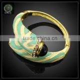 Fashion 18K gold plated bracelet wholesale China beads bracelet Alloy gold plated jewelry bangle                                                                         Quality Choice