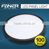 2016 OEM ODM CE ROHS approved led back color led panel lighting ultra thin super bright led panel light well