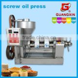 jatropha oil extraction machine production line equipment for the small business