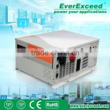 EverExceed Solar inverter 1000W~6000W combined inverter & charger certificated by ISO/CE/IEC