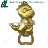 Funny bear shape 3D antique beer bottle opener for wedding favors