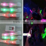 custom controlled led bracelet concert event sounds active led bracelet remote control led