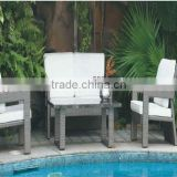 Granco KAL699 4 PCS wicker rattan sofa set