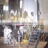 resin spray drying plant
