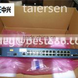 New original F822-24 switch,ZTE GPON or EPON ONU with 24 Ethernet ports and 1 PSTN port of 24 lines,1 console port