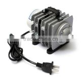 ACO-001 Aquarium Electromagnetic Air Pump 20W With/Without Pipe&Aerobic Stone High Quality
