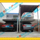 1 years warranty Keypad / IC Card/ Remote Car Anti-fall Ladders Hydraulic Car Parking System Project