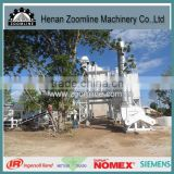 ZAP-S120 twin-shaft hot mix asphalt mixer in Thailand