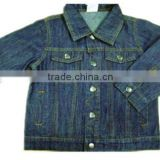 children denim shirt denim jacket baby denim jacket long sleeves denim jacket indigo denim jacket outerwear