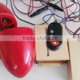 warning amplifier electronic siren car loudspeaker snail horn mini music car speaker manual