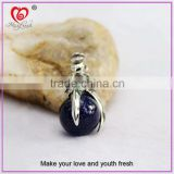 New Fashion Fashion Pendant Jewelry,Rhinestone Pendant,Agate Beaded Pave Crystal,MAX-QU0063,Rhinestone for Jewelry