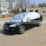 polyester truck sun shade printed dust cover sunscreen for car windshield PEVA+PP cotton rainproof