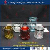 Wholesale Manufacturer Glass Bottle Hanging Glass Ball Candle Holder