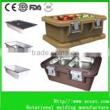 Buffet equipment food warm container insulated food pan with FDA,CE                                                                         Quality Choice