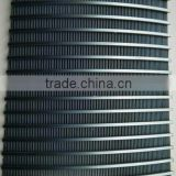 Welded steel wedge wire screen flat panel type