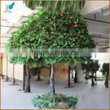 fake large decorative indoor artificial apple tree for sale