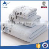 Super soft sublimation printing terry 100% cotton bath towel