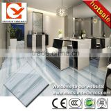 600x600mm mable floor tiles,blue wood look tile,polished porcelain tile                                                                         Quality Choice