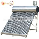 hot selling non pressurized solar water heater , solar hot water heating system, solar water
