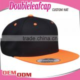 Flat snap back cap/blank snapback/custom snapback hats wholesale                                                                         Quality Choice