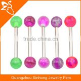 Wholesale custom crazy tongue rings Best sell 2015 body jewelry