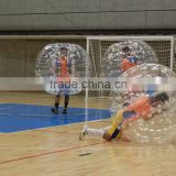 High quality PVC/TPU bumper ball,buddy bumper ball for adult,human inflatable bumper bubble ball