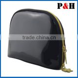leather beauty cosmetic case with high temperament section