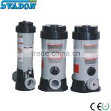 Automatic Pool Chlorine feeder/automatic chlorinator/swim pool pill dispenser