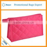 wholesale waffle weave cosmetic bag plain canvas cosmetic bag pvc cosmetic bag
