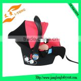 OEM New model baby basket safety seat/baby carry basket with canopy