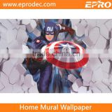 Multifunctional animated background paper for hotel decoration