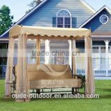 High quality luxury canopy swing hammock hanging chair