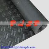 Black Red Green Rubber Flooring on Boats Exporter